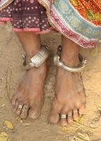 Meghwal tribal woman